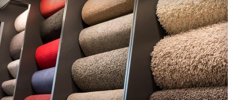 Einblicke in unsere Produktauswahl: Teppiche, PVC und vieles mehr